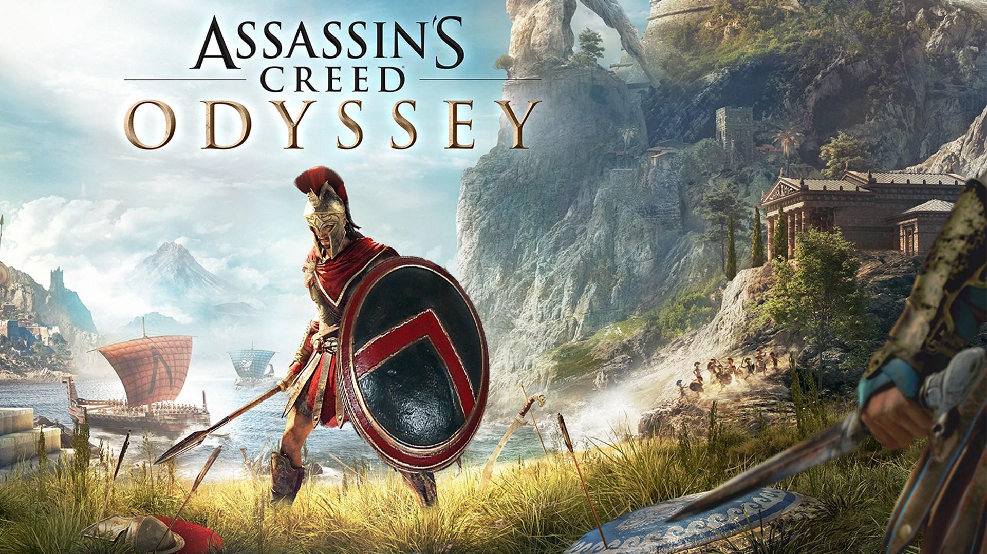 Review Assassins Creed Odyssey Honest Gamer