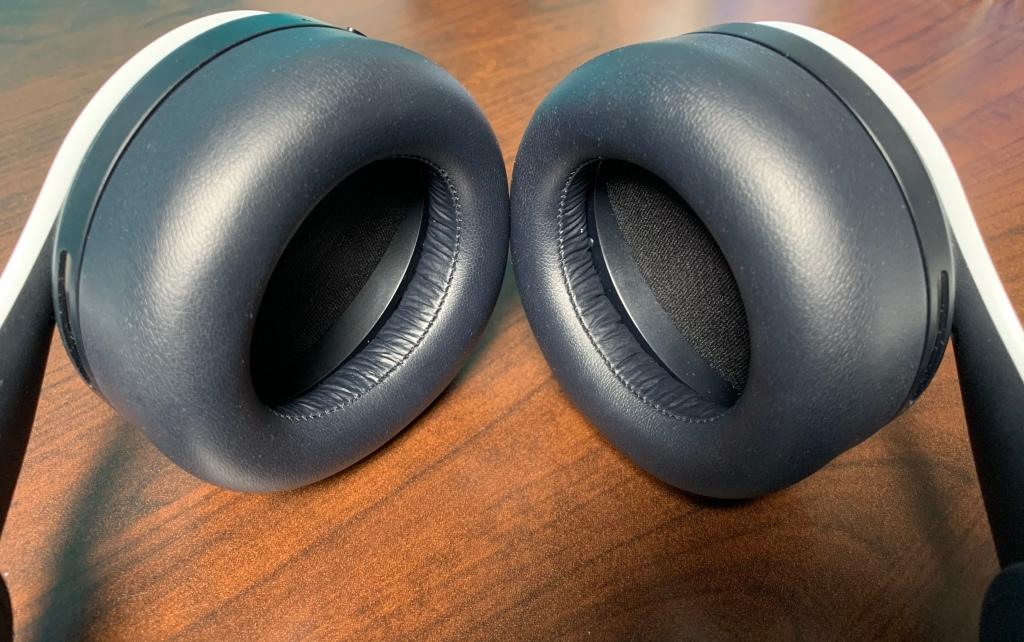 Pulse 3D Wireless Headset Comfort
